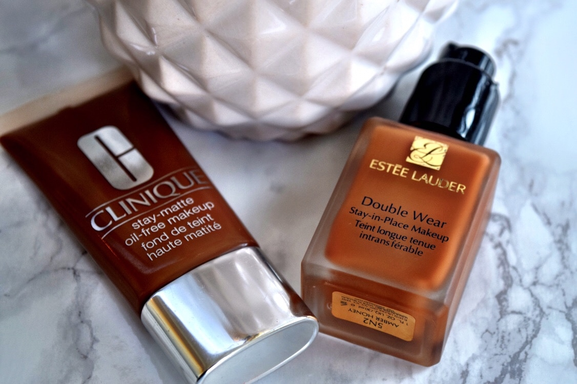 foundation-for-dark-skin-Estee-Lauder-Clinique