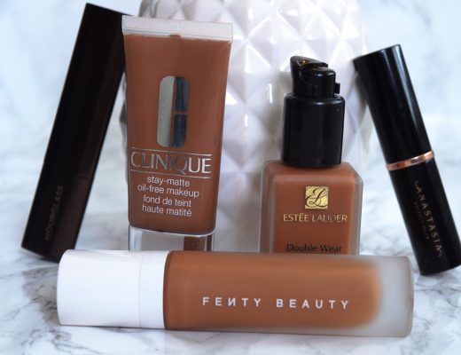 Foundations for dark skin featured