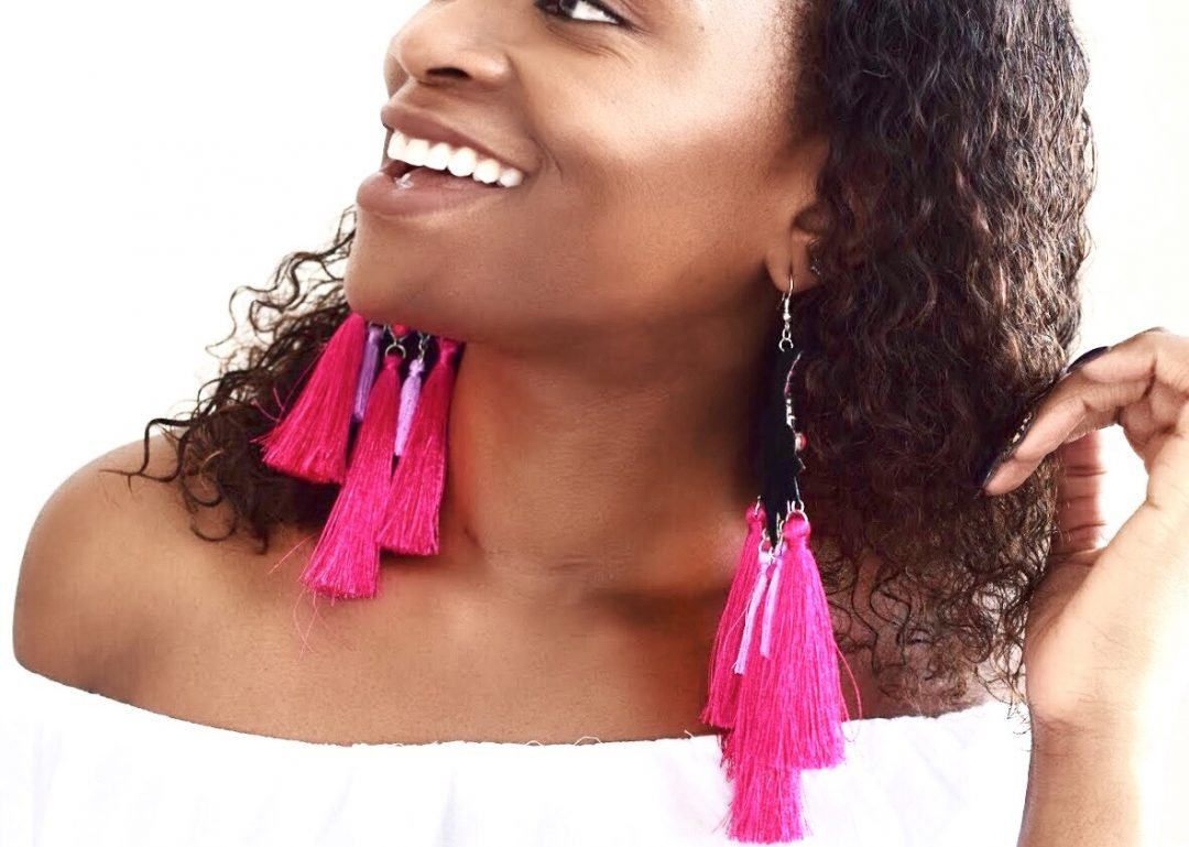 ASOS Tassel Earrings
