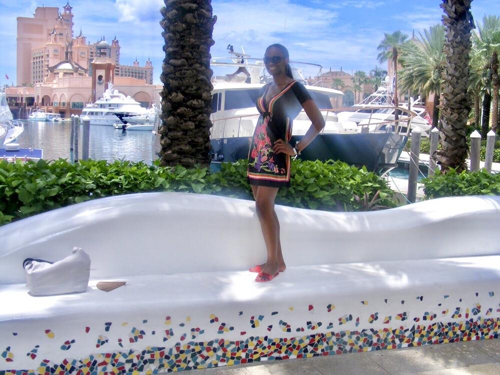 Nassau Bahamas Atlantis Style by Belle