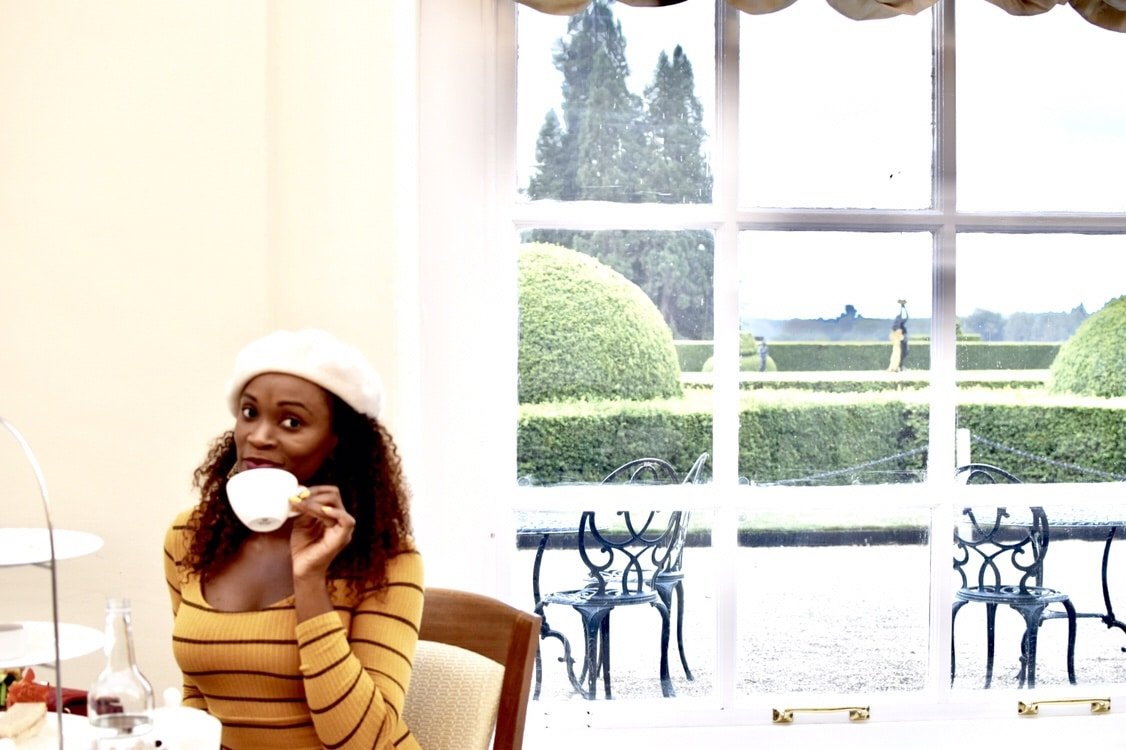 Blenheim Palace Belle in Transit Tea